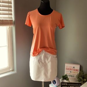 S COLUMBIA T & ADIDAS clima cool skirt!